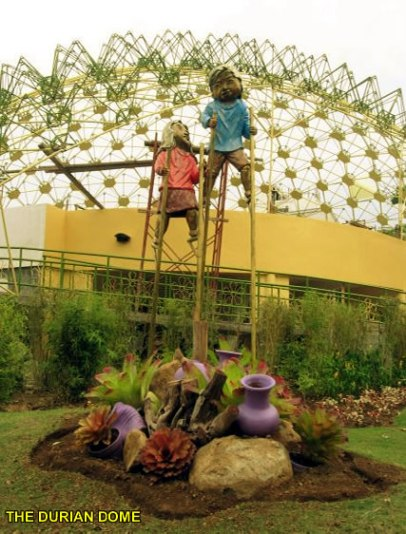 THE DURIAN DOME @ DAVAO PARK