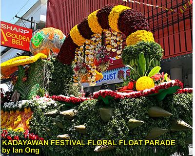davao kadayawan floral floatparade