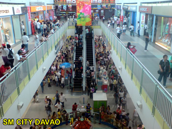 SM CITY of DAVAO