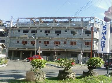 Davao Buildings SampaguitaHotel