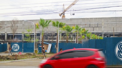Construction Update as of December 2011 - photo courtesy of Akositibing